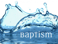PODCAST: Why Baptism?