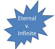 eternalvsinfinite
