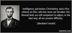 lincoln_patriotism